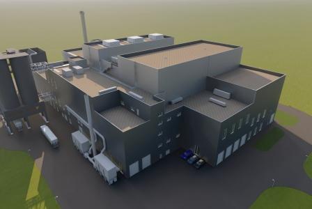 Komplexe Großanlage effizient geplant